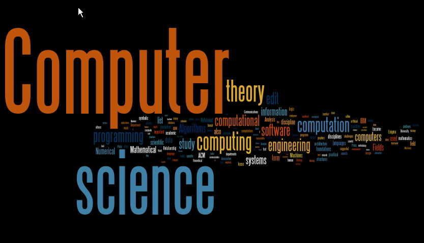 why computer science Computer science or computing science (sometimes abbreviated cs) is the study of the theoretical foundations of information and computation, and of practical techniques for their implementation and application in computer systems.