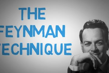 Richard Feynman Technique